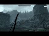 The Elder Scrolls V: Skyrim #17 Дракон №4, Возвращение в Хелген